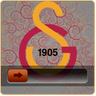 Galatasaray Go Locker Theme icon