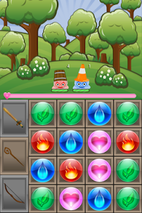Puzzle Warriorz - screenshot thumbnail