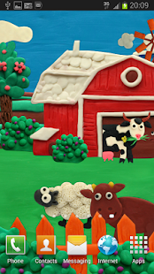 Farm HD Live wallpaper Screenshot 3