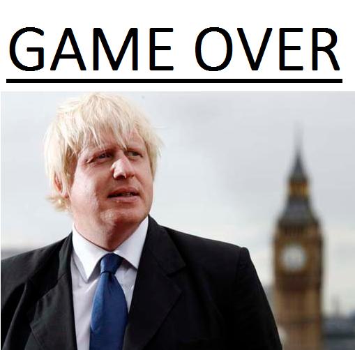 Boris Goes to Westminster