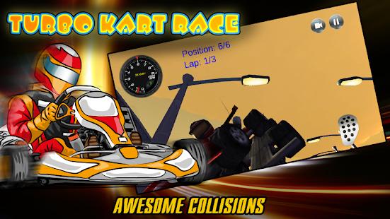danmark kart google Turbo Go! Kart Race 3D – Apps i Google Play danmark kart google