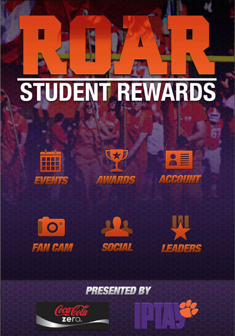 ROAR Student Rewards - screenshot