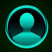 GO SMS Platinum Cyan Theme