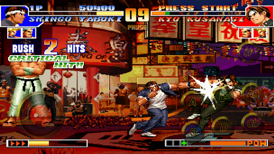 THE KING OF FIGHTERS '97 4