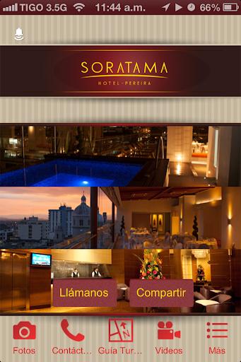 Hotel Soratama S.A.