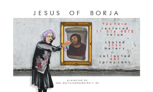 Jesus of Borja