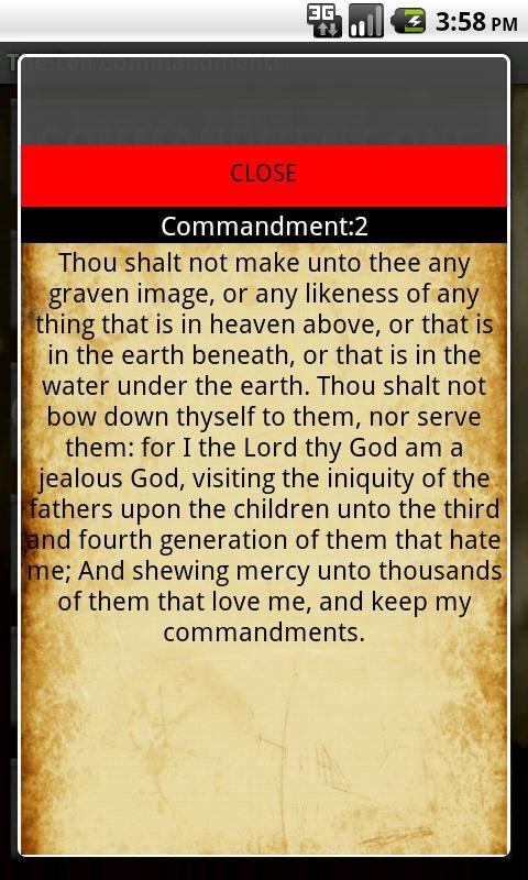 10 Commandments For Your Daughter's Potential Boyfriends ...