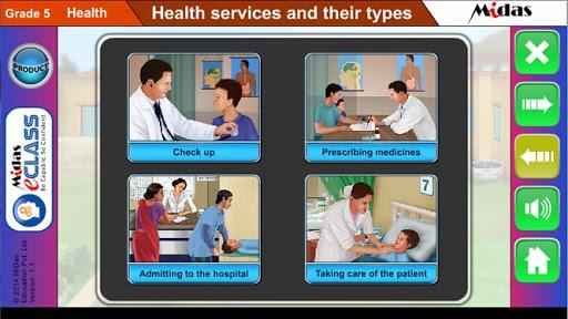 MiDas eCLASS Health 5 Trial