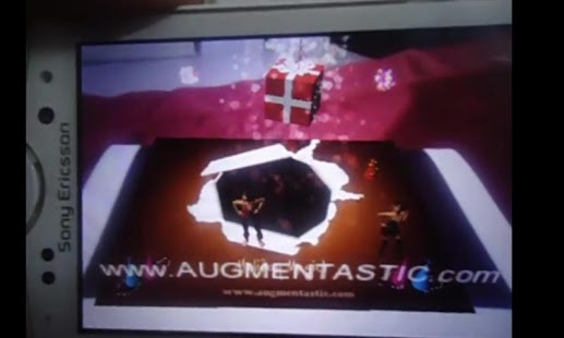 Augmentastic Greetings - screenshot thumbnail
