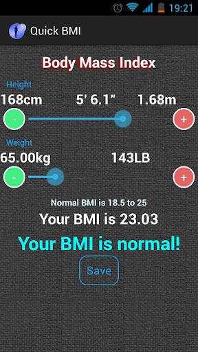 Quick BMI Free