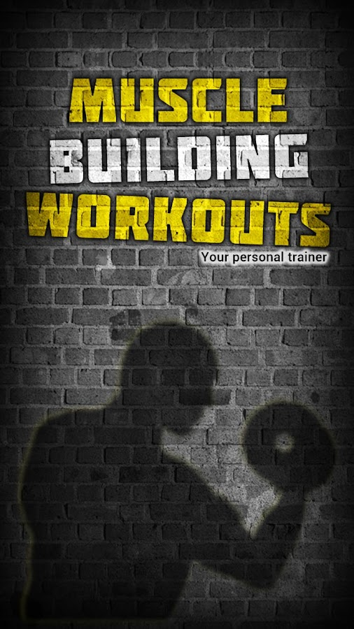 Muscle Building Workouts - screenshot
