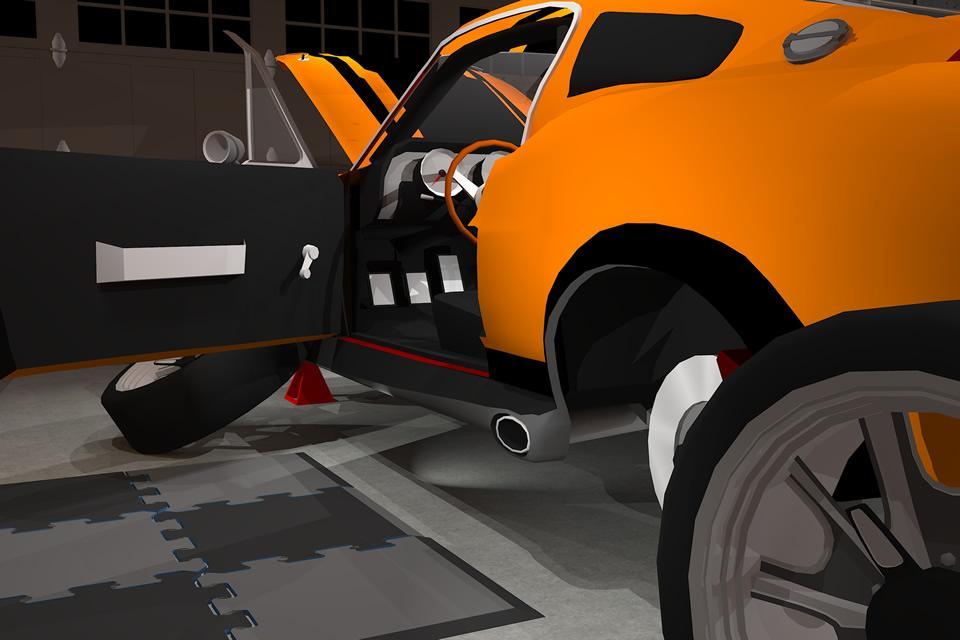 Fix My Car: Classic Muscle LT - screenshot