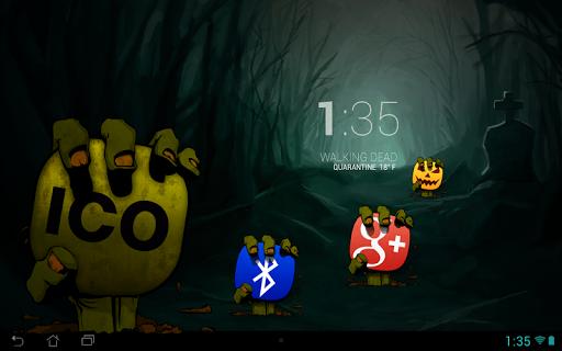 玩免費個人化APP 下載Tha Zombie - Icon Pack app不用錢 硬是要APP