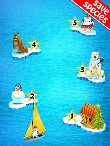 【免費家庭片App】雪凝動物救援-APP點子