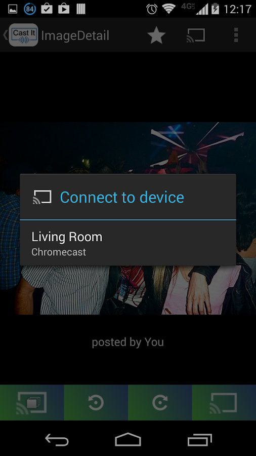 Cast It - Images Chromecast- screenshot
