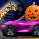 Death Race Halloween icon