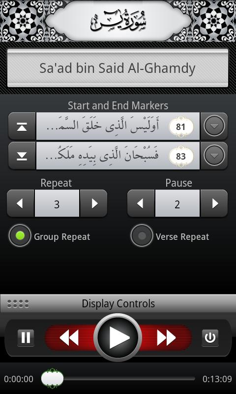 Quran Memorizer - screenshot