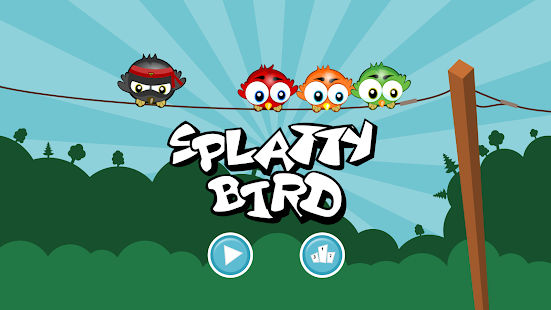 Splatty Bird- screenshot thumbnail