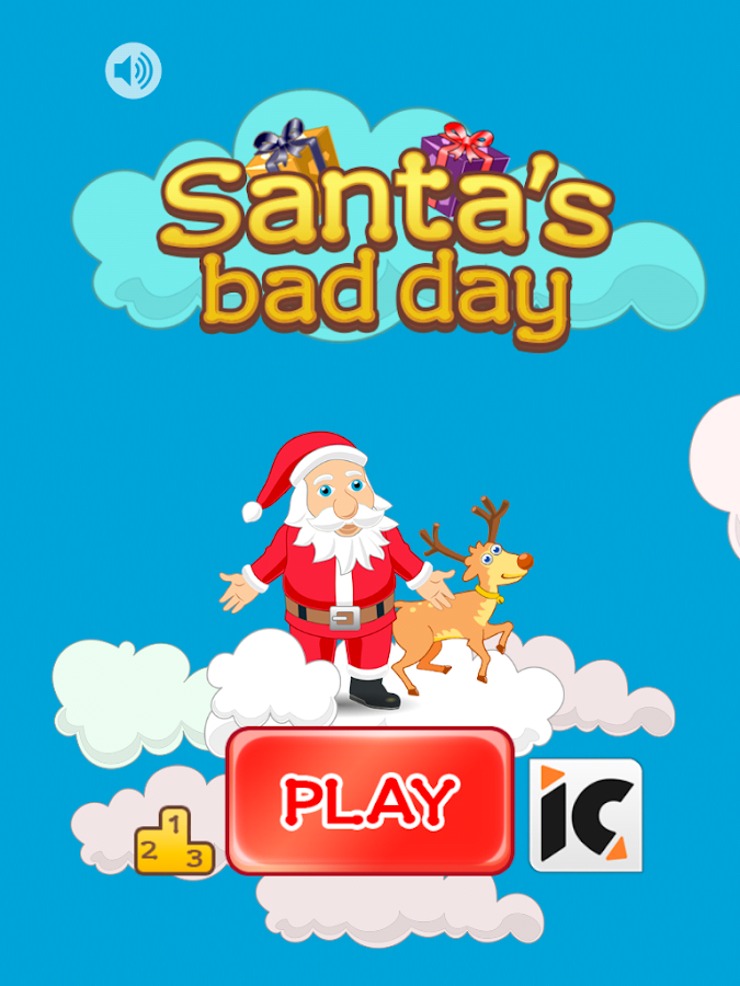 Santa's Bad Day: Christmas Fun- screenshot