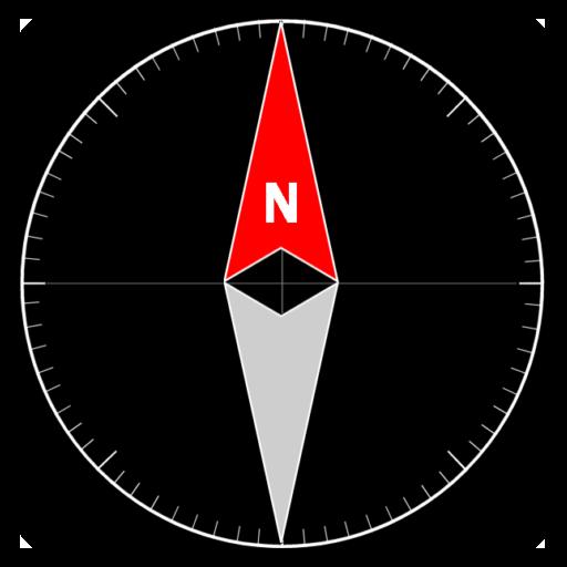 Compass Black FREE