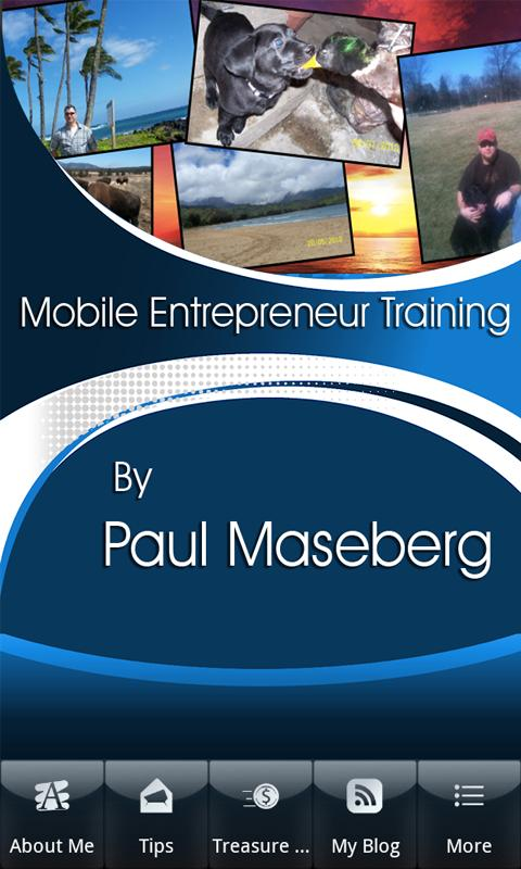 Paul Maseberg - screenshot