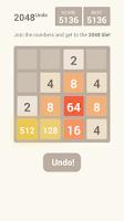 Screenshot of 2048Undo-With Undo Function