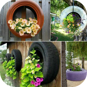 Garden Ideas with small gardens you may choose to use small planters these planters can be creative Diy Garden Ideas