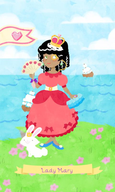 Princess Fashion Show Dress Up- screenshot