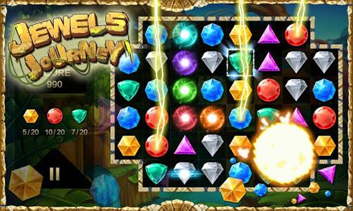 Jewels : Journey Jungle