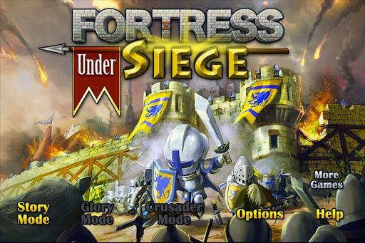 Fortress Under Siege HD  άμαξα προς μίσθωση screenshots 1