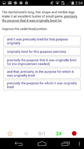 玩教育App TOEFL Prep TestBank Questions免費 APP試玩