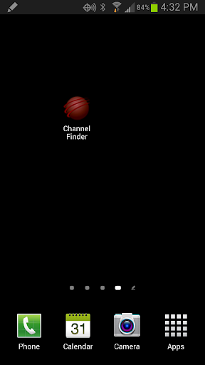 Commdex Channel Finder