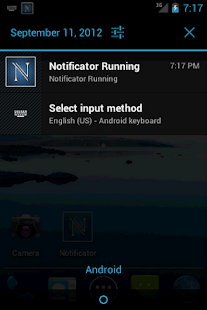 Notificator - The Secretary - screenshot thumbnail