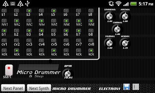 MicroDrummer