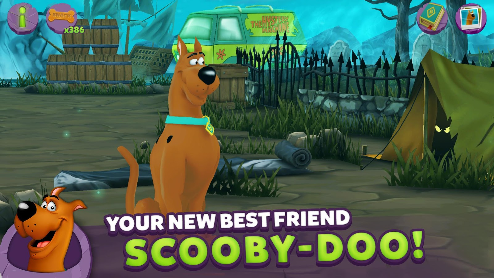 My Friend Scooby-Doo!- screenshot