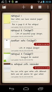 Easypad®: Elegant Notes Widget- screenshot thumbnail