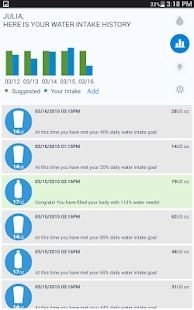 WaterMinder®- screenshot thumbnail