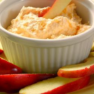 Cheese and Port Dip for Apples.