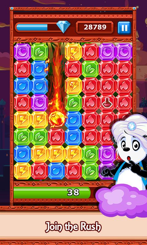 Diamond Dash - screenshot