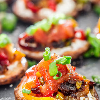 Fajita Potato Bites