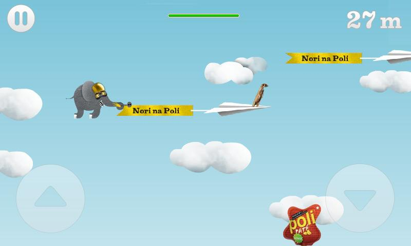 Poli: Flying Elephant - screenshot