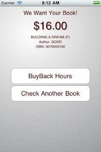 Sell Books Virginia Tech- screenshot thumbnail