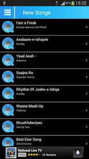 玩免費音樂APP 下載New Songs app不用錢 硬是要APP