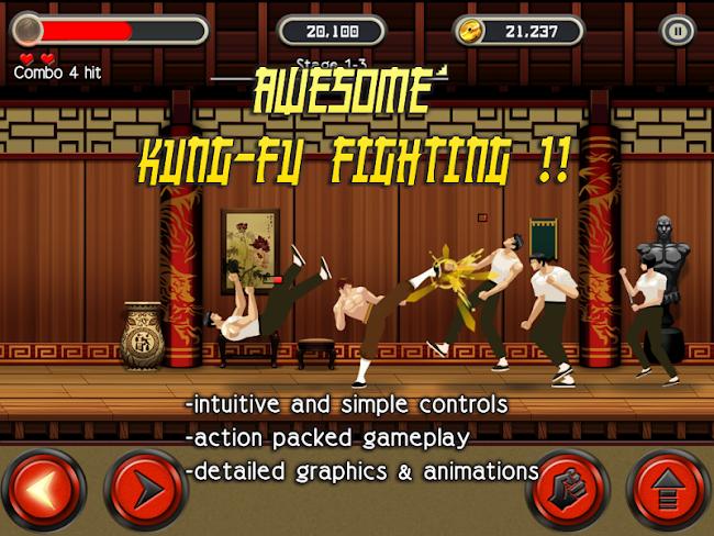 KungFu Quest : The Jade Tower- screenshot thumbnail