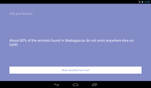 Odd & Interesting Facts screenshot