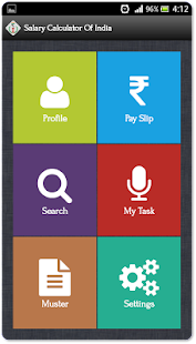 Salary Calculator Of India - Apps on Google Play