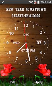 Photo Clock Live Wallpaper 1