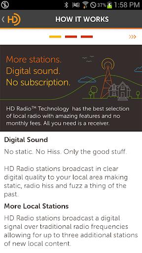 HD Radio Guide