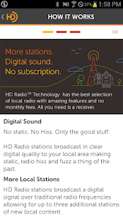 HD Radio Guide - screenshot thumbnail