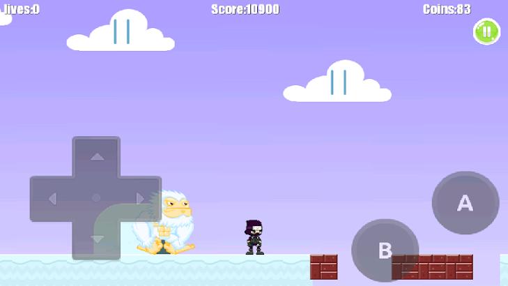 Super Ninja screenshot
